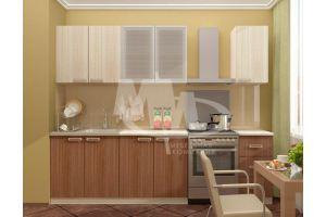 Кухня Катя 2м - Мебельная фабрика «МиФ»