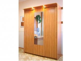Шкаф с подсветкой Силуэт 18К - Мебельная фабрика «Михельсон и К»