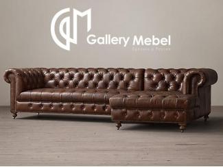 Модульный диван Divano 06 - Мебельная фабрика «Галерея Мебели GM»