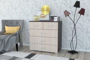 Комод 3 + 2 ящика - Мебельная фабрика «Вега»