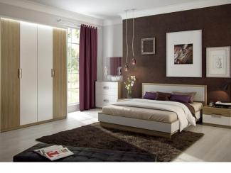 Спальня Ноэль-3 - Мебельная фабрика «Ангстрем (Хитлайн)»