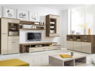 Модульная система для гостиной Доломит - Импортёр мебели «БРВ-Мебель (Black Red White)»