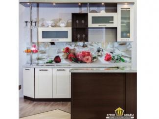 Кухня Венгер темный - Изготовление мебели на заказ «КИТ»