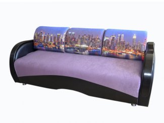 Прямой диван Бриз - Мебельная фабрика «Оазис»