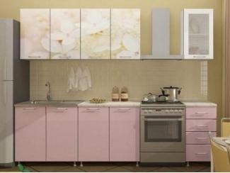 Кухня Вишневый сад с фотопечатью - Мебельная фабрика «Манго»