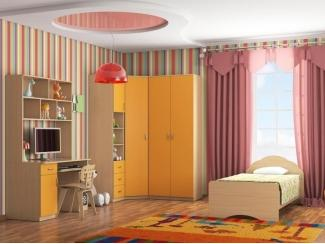 Детский комплект Модульный - Мебельная фабрика «Элика мебель»