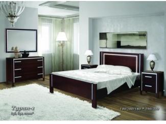 Спальня Турин 1 - Мебельная фабрика «Фокин»