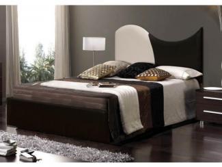 Кровать Симфония со спинкой Виола - Мебельная фабрика «РиАл»
