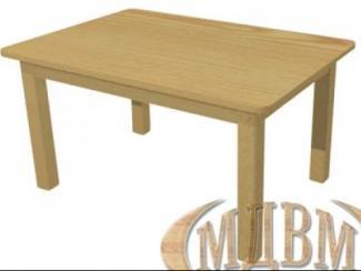 Стол детский прямоугольный-0 - Мебельная фабрика «ФСМ (Фабрика стильной мебели)»