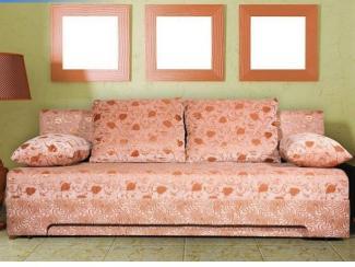 Диван прямой «Евротахта» - Мебельная фабрика «Палитра»