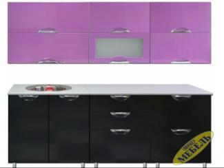 Кухня прямая 82 - Мебельная фабрика «Трио мебель»
