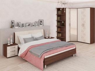 Спальный гарнитур Джулия 6 - Мебельная фабрика «Витра»