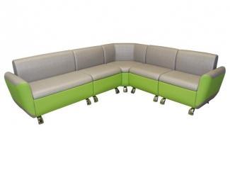 Угловой диван с подлокотниками Модерн - Мебельная фабрика «URFIN JUSSE»