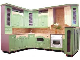 кухня Золушка крашеная глянцевая МДФ