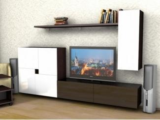 Стенка Рико 1 - Мебельная фабрика «Средневолжская мебельная фабрика»