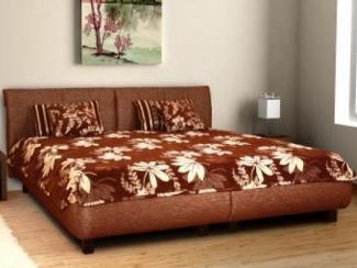 Кровать «Люкс» - Мебельная фабрика «Янтарь»