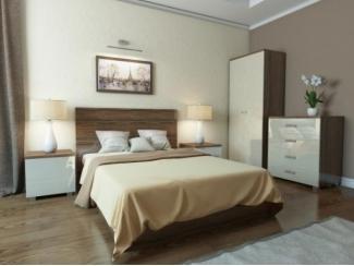 Спальня АВРОРА 1 модульная - Мебельная фабрика «Баронс»