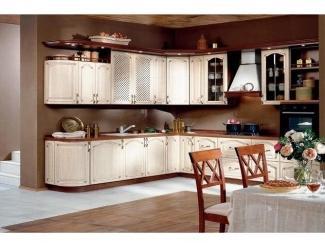 Кухня Сиена угловая массив - Мебельная фабрика «Мега Сити-Р»
