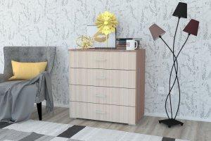 Комод 4 ящика - Мебельная фабрика «Вега»