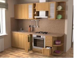 Светлый дизайн кухни Набор 03