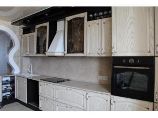 Кухня с фасадами из березы Верона 2 - Мебельная фабрика «Формула Уюта»