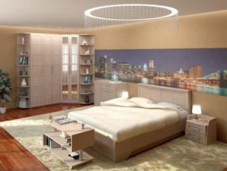 Спальный гарнитур СОЛО 18 - Мебельная фабрика «Балтика мебель»