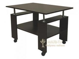 Темный стол 15Б - Мебельная фабрика «Мальта», г. Мытищи