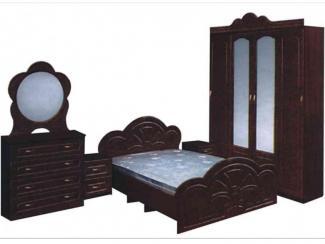 Спальня Ромашка-1 МДФ