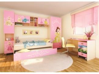 Детская Лада с фотопечатью «Сказка»  - Мебельная фабрика «Мульто»