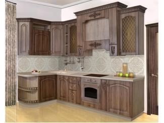 Качественная кухня Катрин патина - Мебельная фабрика «Виктория»