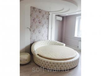 Кровать Летти - Мебельная фабрика «SoftWall», г. Омск