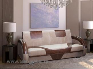 Элегантный прямой диван Анталия  - Мебельная фабрика «Царь-мебель», г. Брянск