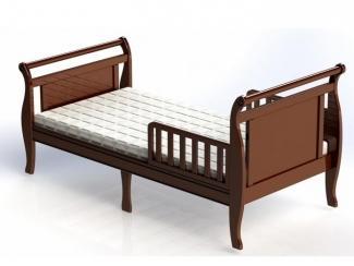 Кроватка дошкольная  - Мебельная фабрика «SleepWell», г. Санкт-Петербург