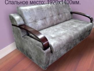 Диван прямой Эврика Д - Мебельная фабрика «Галактика», г. Москва