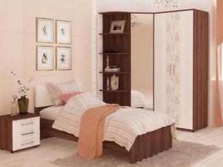 Спальный гарнитур Джулия 3 - Мебельная фабрика «Витра»