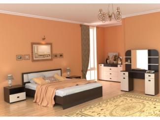 Спальный гарнитур Оскар - Мебельная фабрика «Эстель»