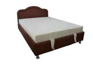Кровать в спальню 110 - Мебельная фабрика «Мягков»