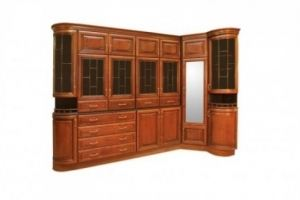 Гостиная стенка Классика - Мебельная фабрика «Балтика мебель»