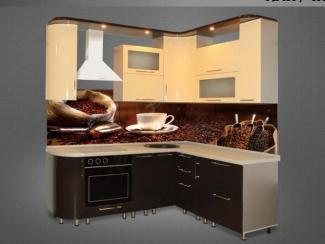 Кухня угловая Капучино - Мебельная фабрика «Нильс»