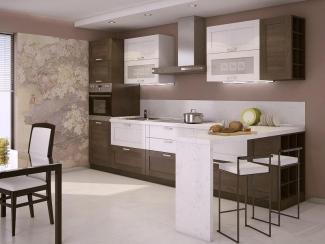 Кухня Темпо массив - Мебельная фабрика «Гармония мебель»