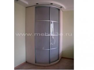 Шкаф-купе Радиусные двери - Мебельная фабрика «ТРИ-е»