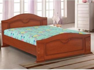Кровать  Мдф МК 3 - Мебельная фабрика «Уютный Дом»