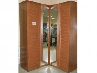 Шкаф угловой  Гармошка  - Мебельная фабрика «Орвис»