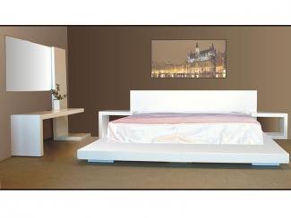 Спальня «Мечта 2» - Мебельная фабрика «Бакаут»