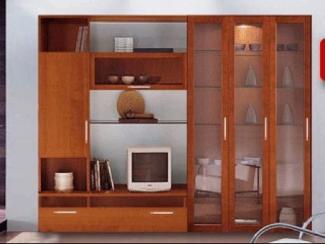 Гостиная стенка Эконом 6 - Мебельная фабрика «Победа»