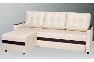 угловой диван Меркурий 1 дельфин - Мебельная фабрика «Карина»