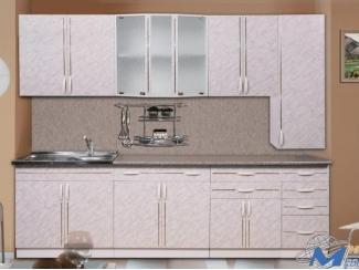 Простая кухня  Стандарт - Мебельная фабрика «Мир Мебели»