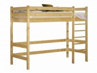 Кровать верхнеярусная Классик - Мебельная фабрика «Timberica»