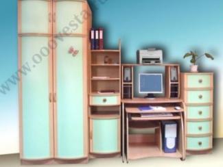 Детская Малыш – 7 - Мебельная фабрика «Веста»
