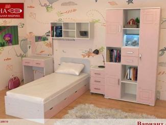 Детская Индиго вариант 6 - Мебельная фабрика «Элна»